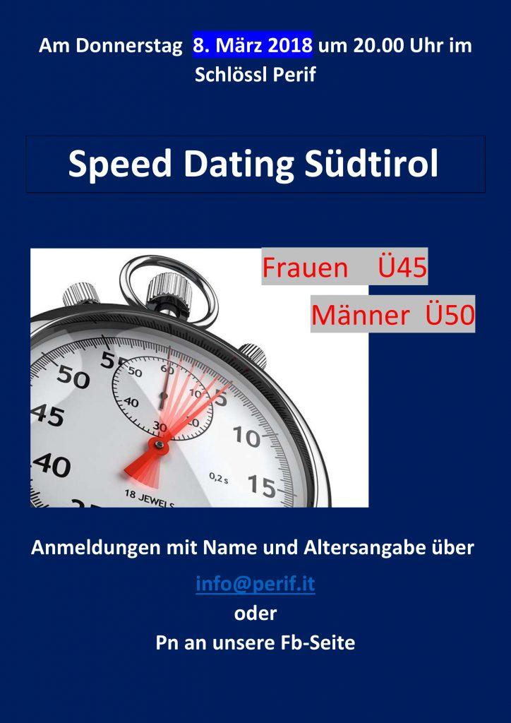 Was fragt man beim speed dating